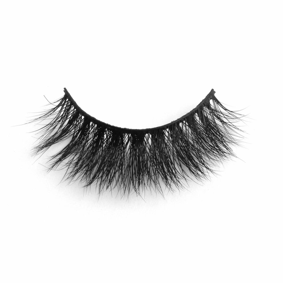 ce9c2c29c2c ... Arimika 3D Handmade Lightweight Fluffy False Eyelashes For Makeup 1  Pair Pack - 1 ...