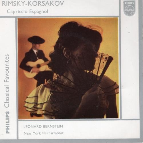 "Capriccio Espagnol 7"" (UK 1959) , Rimsky Korsakoff"