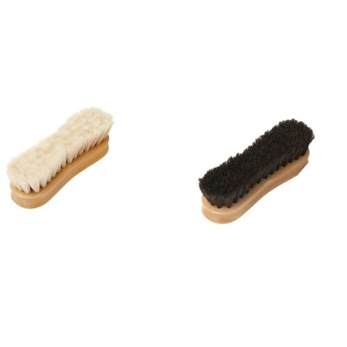Equerry Wooden Horse Hair Face Brush