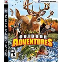 Cabela's Outdoor Adventures - Region Free (PS3)
