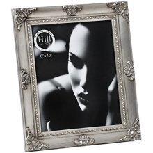 Antique Silver Ornate Photo Frame 8 X10 -  8 x 10 antique silver ornate photo frame wonderful accessory home
