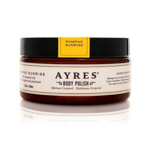 AYRES Pampas Sunrise Body Polish, 7.25 oz