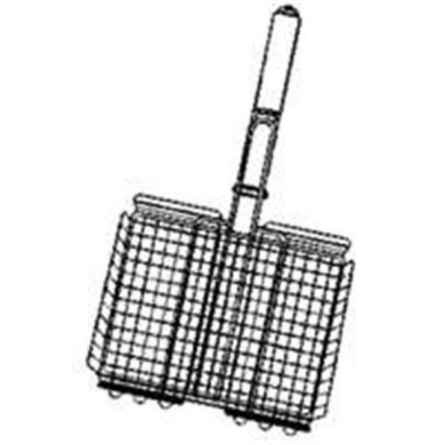 Toolbasix SHD129983L Wood Handle Basket Broiler