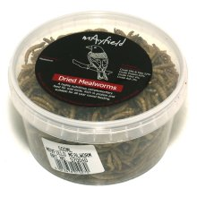 Mayfield Mealworms 500ml (Pack of 4)