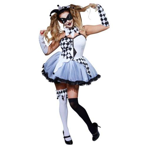 Jesterella Costume