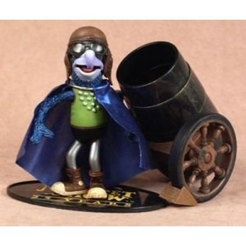 The Muppet Show 25 years - Crash Helmet Gonzo