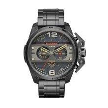 Diesel Ironside Men's Gunmetal Chronograph Watch DZ4363