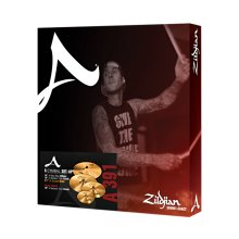 Zildjian A391 Avedis Bonus Cymbal Pack