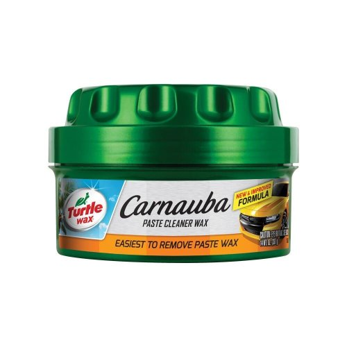 Turtle Wax Carnauba Car Wax Paste Long Lasting Protection & Shine 397g