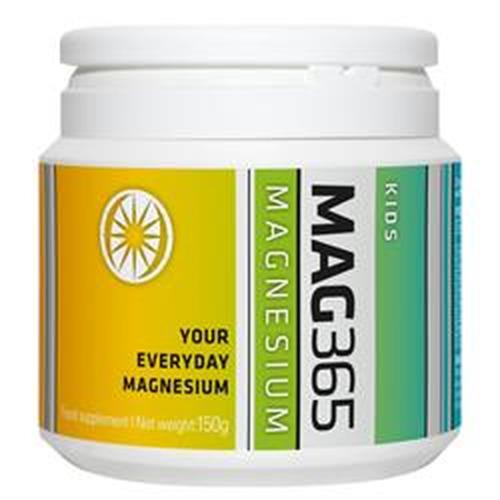 Mag365 Mag365 Kids Magnesium Supplement 150g