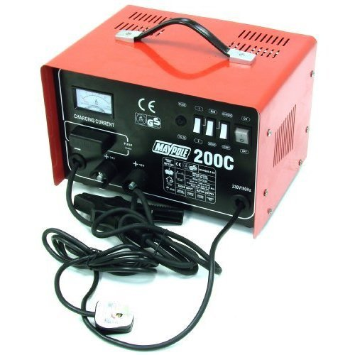 Start Charger 12/24v 30a Boost / 200a Max - Maypole 7225 20a 1224v Current -  charger maypole start 7225 20a max 1224v current 200a
