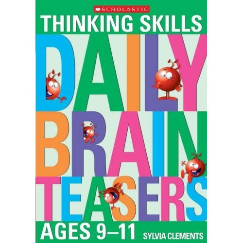Daily Brainteasers for Ages 9-11