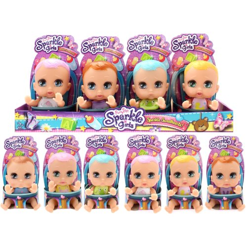 Sparkle Girls Sparkle Sweethearts Doll Assortment