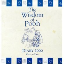 The Wisdom of Pooh Diary: Week-to-view
