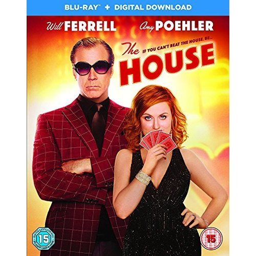 The House [Blu-ray   Digital Download] [2017] [DVD]