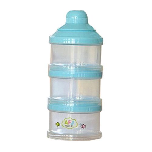 Baby Milk Powder Dispenser / Storage Container,Blue