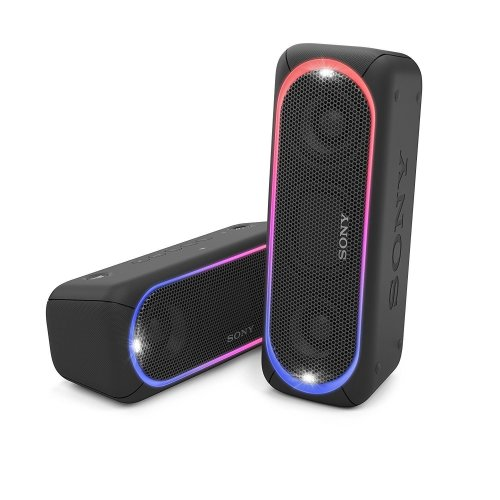Sony SRS-XB30 Portable Wireless Speaker Extra Bass and Lighting BLACK