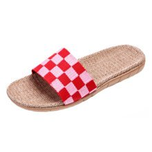 Ladies House Slippers Casual Slipper Indoor & outdoor Anti-Slip Shoes NO.11