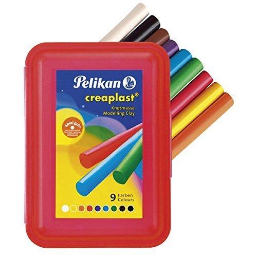 "Pelikan ""Creaplast"" Moulding Dough (Multi-Colour)"