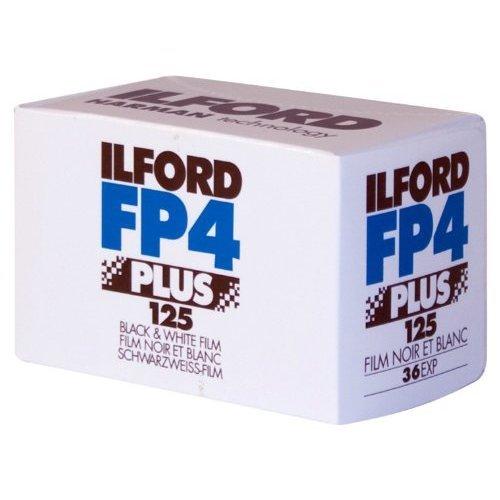 Ilford FP 4 Plus 125 135 36 B W Film 36 Exp