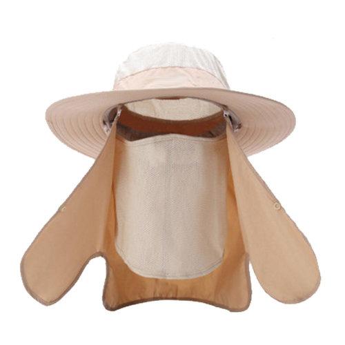 Summer Sun UV Protection Fisherman Visor Outdoor Cap#A