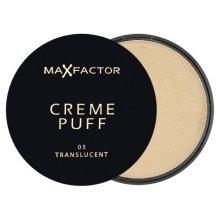 Max Factor Creme Puff Compact Powder 5 Translucent