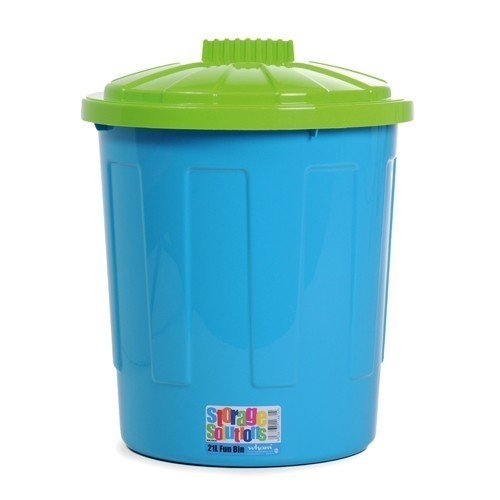 Essentials Filter Soak Canister & Lid - 300mm - 240mm Taper Width X 500mm High