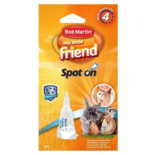 Bob Martin My Little Friend Spot On Small Animal Flea Protection