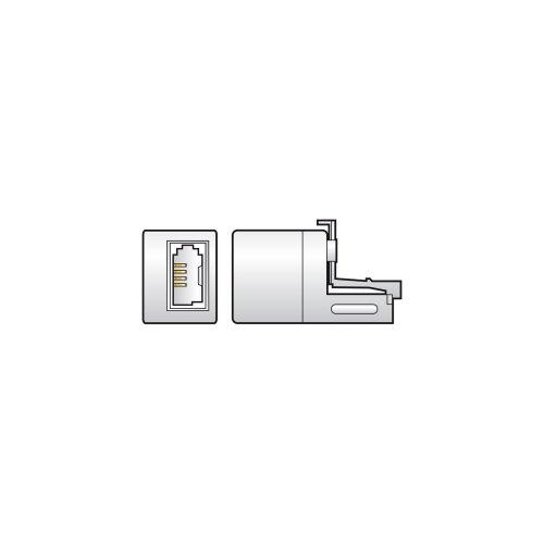 RJ11 to UK Telephone Socket Adaptor