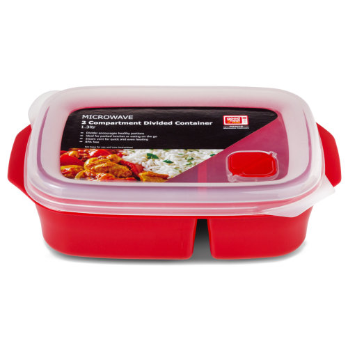 Good2Heat Plus Divided Container 1.3L