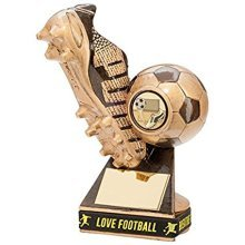 Puma Empire EVOSPEED Football Trophy - FREE ENGRAVING