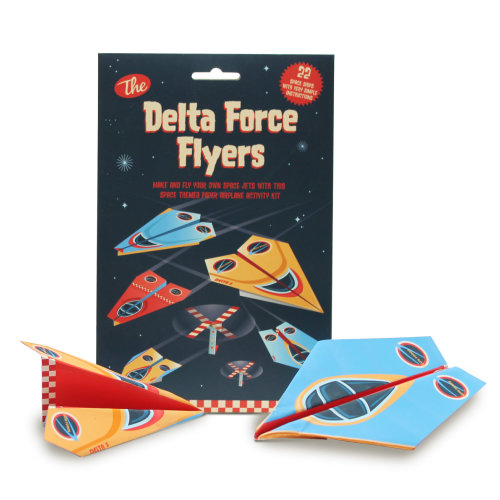 Build Your Own Delta Force Flyers