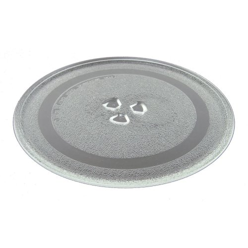 LG Microwave Turntable 245mm 9.5 Inches  3 Fixings Dishwasher Safe