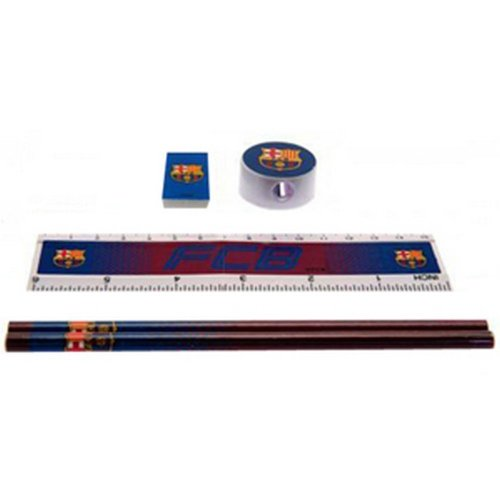 Barcelona Fade Official Core Stationery Set (5 Pieces)