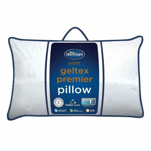 Silentnight Geltex Pillow - Premium Luxury Specialist Geltex Pillow