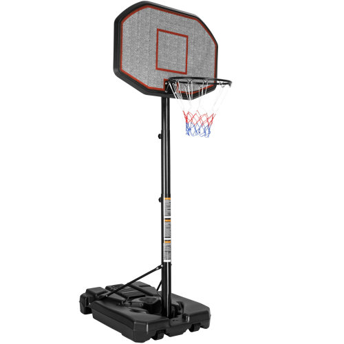 Basketball hoop - black