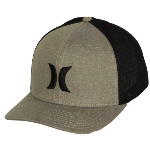 quality design 63cbe 04f2f Hurley Trucker Curve Cap ~ One   textures buff on OnBuy