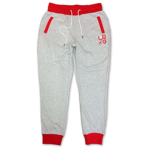 LRG RC Two Knit Sweatpant Red