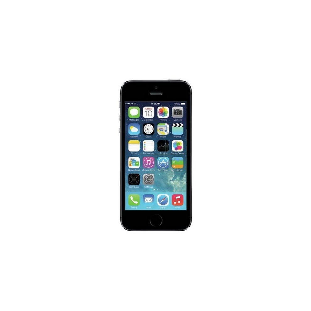 Virgin, 64GB Apple iPhone 5s - Space Grey