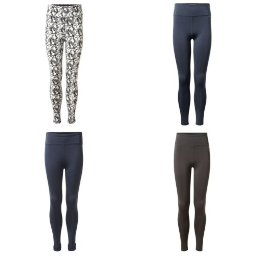 Craghoppers Childrens Girls NosiLife Parkes Tights