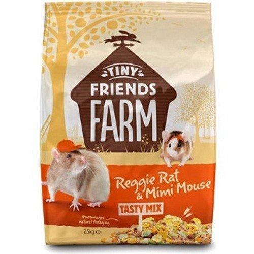 Supreme Tiny Friends Farm Reggie Rat & Mimi Mouse Tasty Mix