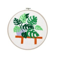 Full Set of Embroidery Kit DIY Embroidery Gifts