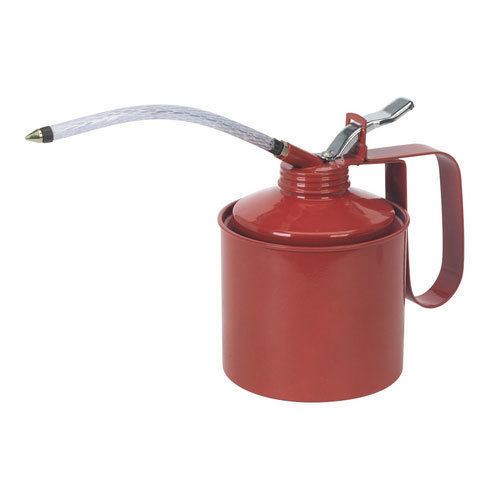 Sealey TP1000 1000ml Flexible Spout Metal Oil Can