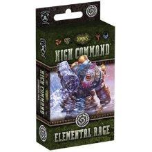 High Command: Elemental Rage Board Game