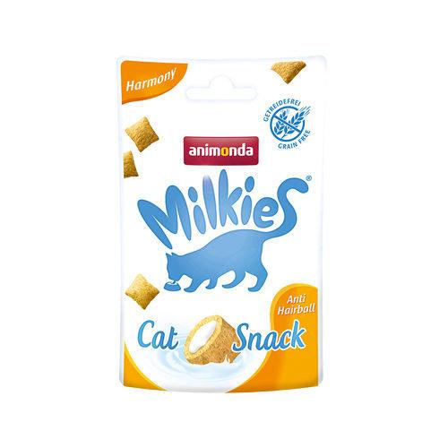 12pk Animonda Milkies Harmony Cat Snack - 30g   Anti-Hairball Cat Treats