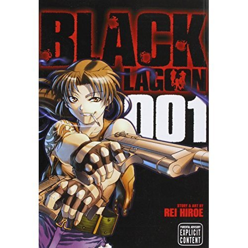 Black Lagoon Volume 1