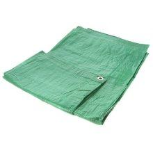 Tarpaflex T4 Tarpaulin Green 5.4 Metre x 3.5 Metre 18' x 12'
