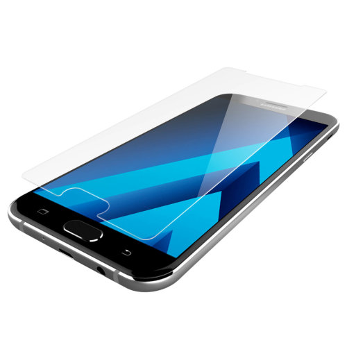 Tempered Glass crystal clear screen protector for Samsung Galaxy A3 2017