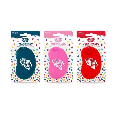 Jelly Belly Set Of 3 Moisturising Antibacterial Hand Sanitizer