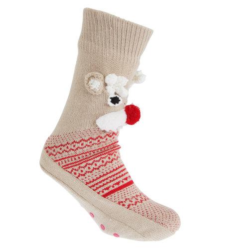 Foxbury Womens/Ladies Super Comfy Thick Winter Christmas Socks